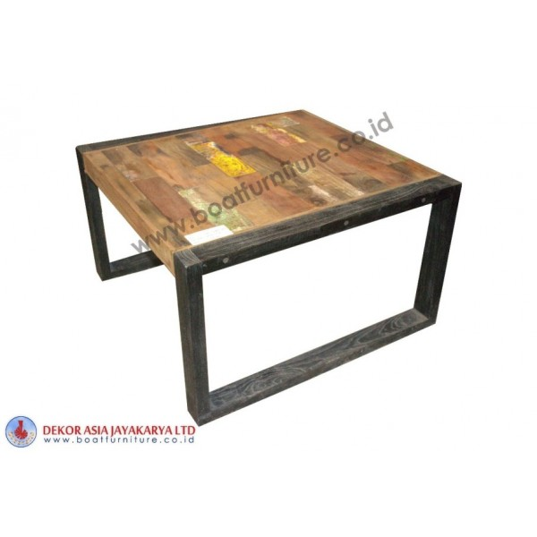 Wood Small Coffee Table